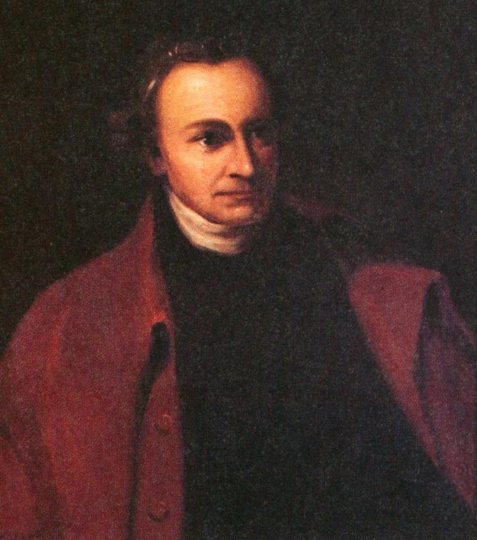 Patrick Henry Illustration