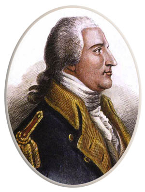 Benedict Arnold for Kids and Teachers - The American Revolution Illustration
