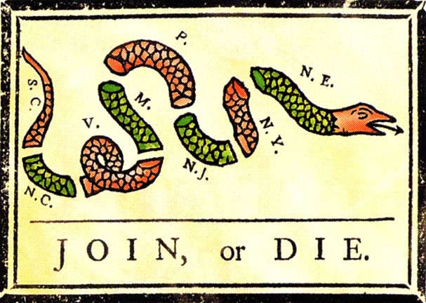 Political Cartoons - American Revolution for Kids