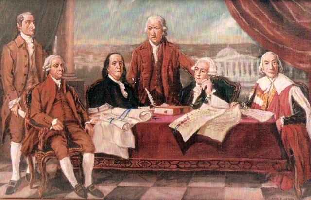 Treaty of Paris, Results of the Revolutionary War Illustration